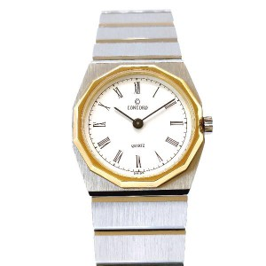 Concord Mariner SG 18k gold steel